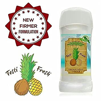 Amazon Com Testifresh All Natural Antiperspirant For The Male Groin