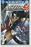 #4: Action Comics-Superman #960 NM Rebirth Cover B DC Comics CBX14A
