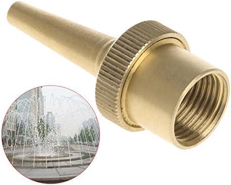 LANDUM 1//5,1/cm DN15/jet dritto laghetto da giardino spruzzatore d acqua Fontana ugello spray Head