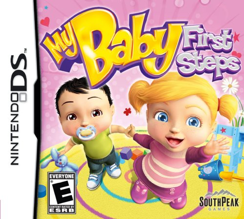 First Step Baby Store (My Baby First Steps - Nintendo DS)