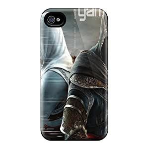 Great Hard Phone Cover For Iphone 6 (eDa9254aoQf) Support Personal Customs Vivid Assassins Creed Skin
