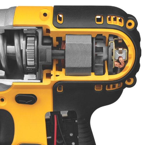 DEWALT DC825B 1/4-Inch 18-Volt Cordless Impact Driver (Tool Only)
