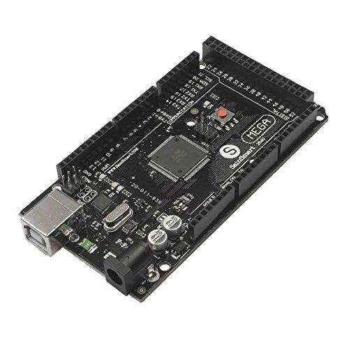 per Robot Arduino UNO MEGA2560 R3 Duemilanove SainSmart Mega2560 R3 ATmega2560-16AU ATmega16U2 Cavo USB