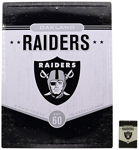 Pro Specialties Group NFL Oakland Raiders 16