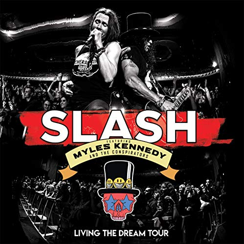 Living The Dream Tour [Blu-Ray/2 CD]