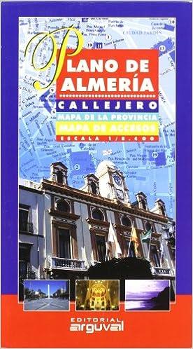 Plano de Almería (PLANOS Y GUÍAS CALLEJEROS)