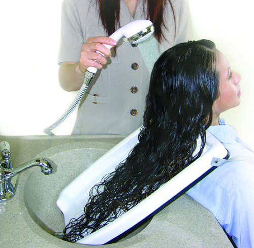 Hair Shampoo and Rinse Tray - SHAMTRAYDB8087 by Jobar