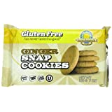 Kinnikinnick Foods Gluten Free Ginger Snap Cookies, 190g