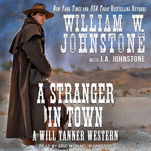 Pdf Fiction A Stranger in Town: Will Tanner Series, Book 2