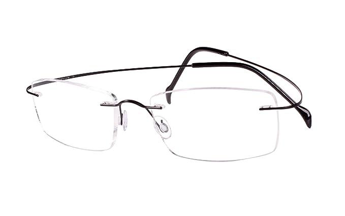 Amazon.com: Agstum Pure Titanium Rx - Gafas de vista sin ...