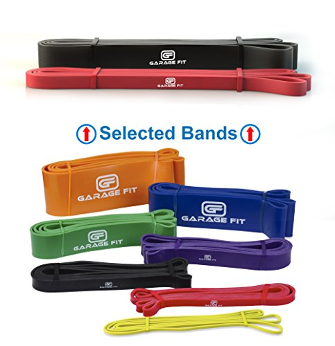 Pull up Assist Bands - Heavy Duty Resistance Bands, Durable