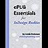 ePUB Essentials for InDesign Rookies