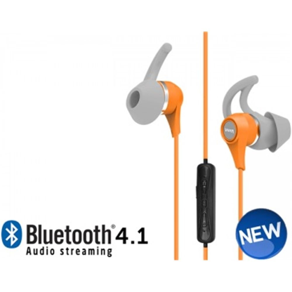 Vieta Auricular Bluetooth Sport vhp-sb330 Naranja vhp-sb330or: Amazon.es: Electrónica