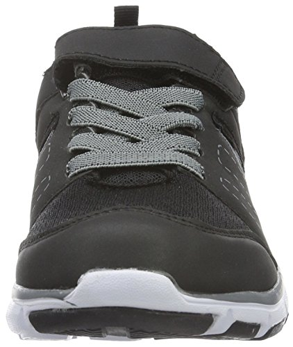Kids' Grau Black Low Sneakers Crater Unisex Schwarz Top Vs kids EB PqpBAT