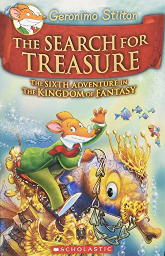 Geronimo Stilton and the Kingdom of Fantasy #6: The for sale  Delivered anywhere in USA