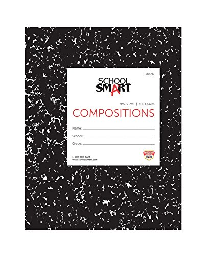 200 Page Composition Notebook - 9