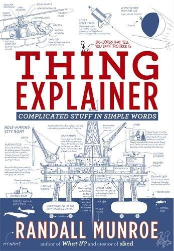 Thing Explainer - Malaysia Online Bookstore