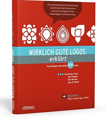 Wirklich gute Logos erklärt: Top Designer beurteilen 500 Logos