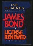 License Renewed, John E. Gardner, 0399901183