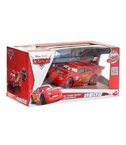 Disney-Cars-Chicos-Toy-Car-with-Remote-Control-Rojo