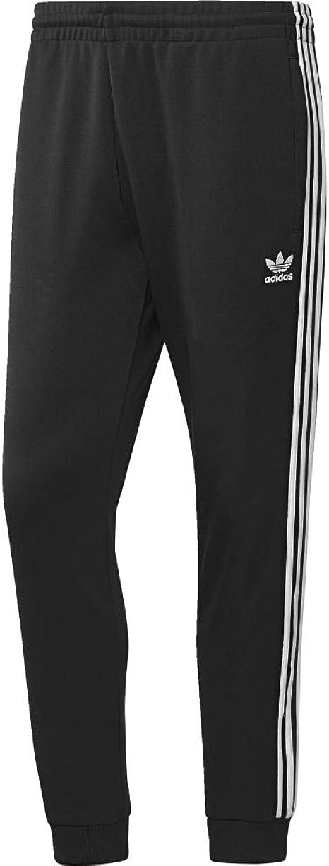 adidas SST Pantalones Deportivos, Hombre: Amazon.es: Ropa y accesorios