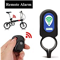 LIGHTER HOUSE ABS Plastic No Rust Different Type Loud Sound Security Bike Lock Remote Control Alarm Waterproof Bicycle Lock Anti-Theft Lock