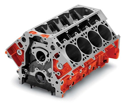GM Parts 19260093 Cast Iron Engine Block for Chevy LSX Series GM Performance