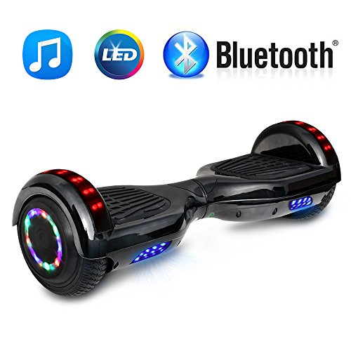 NHT Chrome Hoverboard