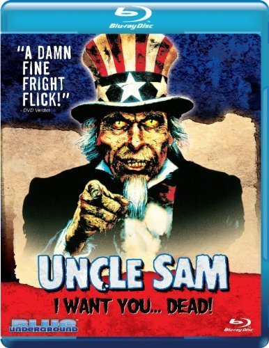 Uncle Sam [Blu-ray] by Blue Underground by William Lustig