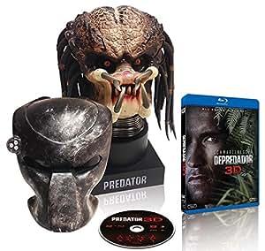 Predator (Blu-ray 3D + Blu-ray 2D + Escultura) - Edición muy limitada en unidades [Blu-ray]