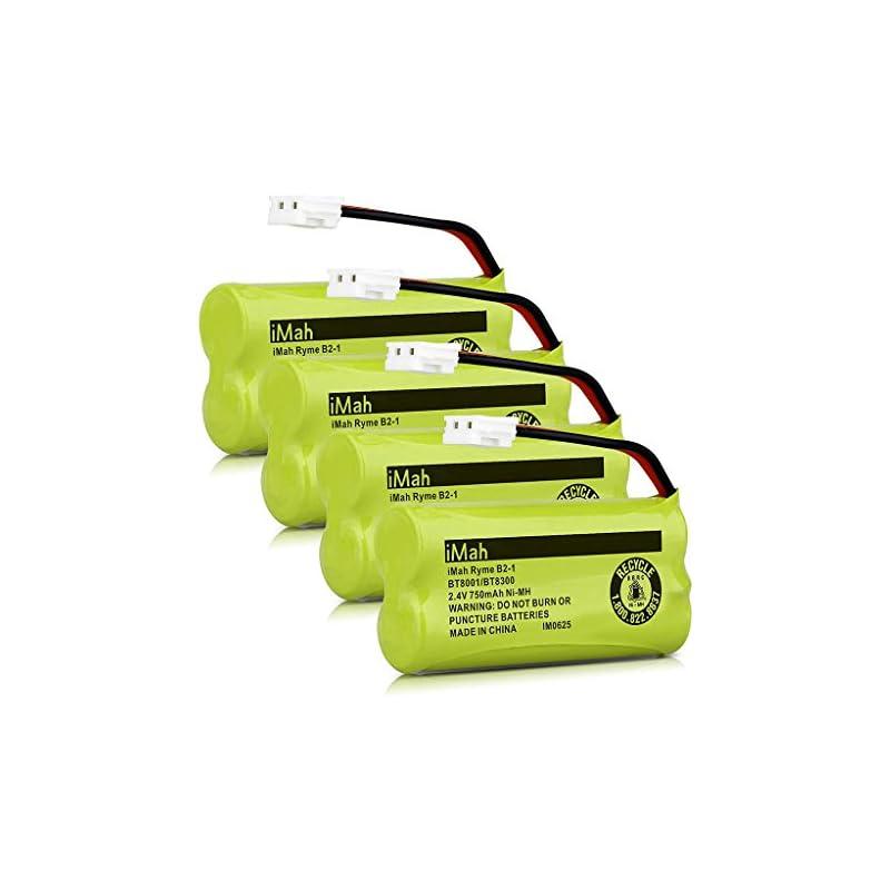 iMah Ryme B2-1 BT800 BT8300 Phone Batter