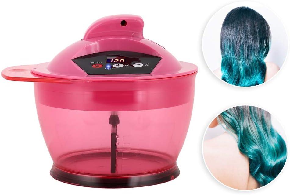 Tazón eléctrico para teñir el cabello, Hair Art Dyestuff ...