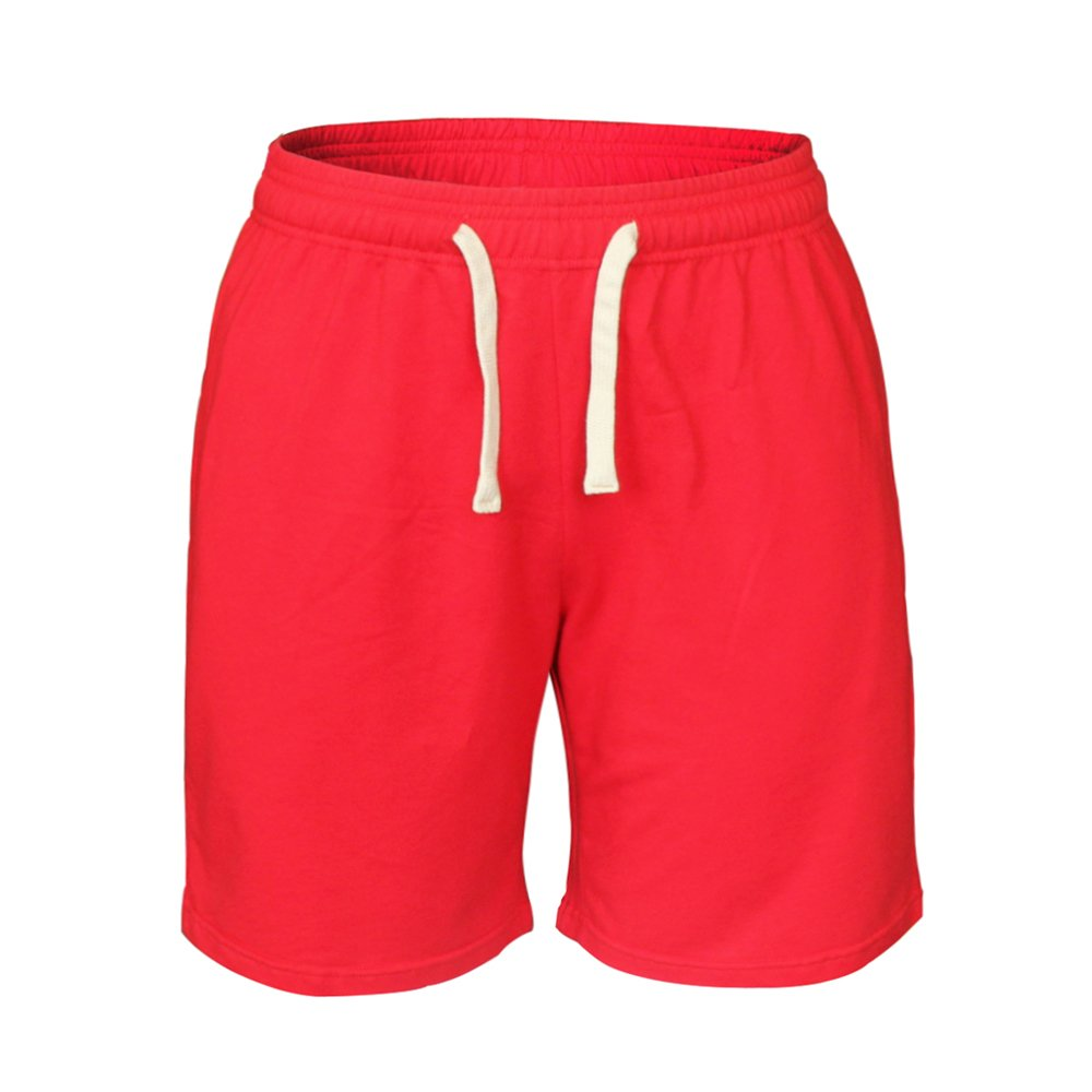 Muscle Alive Mens Casual Shorts 100% Terry Cotton