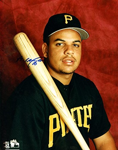 - Aramis Ramirez Signed Photograph - Close Up 8x10 W coa - Autographed MLB Photos