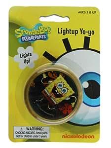 Spongebob Squarepants Light Up Yo Yo - Spongebob Lightup Yo-Yo