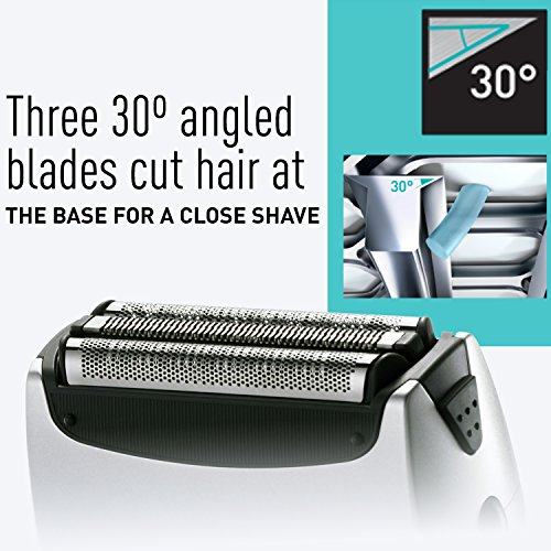 037988566631 - Panasonic ES-RT51-S Arc3 Wet/Dry 3-Blade Cordless Electric Razor carousel main 1