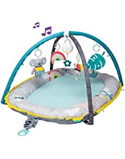 Taf Toys 4 in 1 Music & Light Thickly Padded Koala Musical Cozy Gym | Baby nest | Interactive Baby Mat. Baby's Activity & Entertainment Center, for Easier Development and Easier Parenting,12535