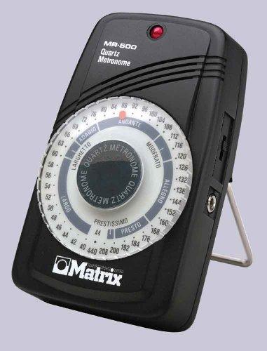 Quartz Matrix - Music Treasures Co. Matrix Quartz Metronome