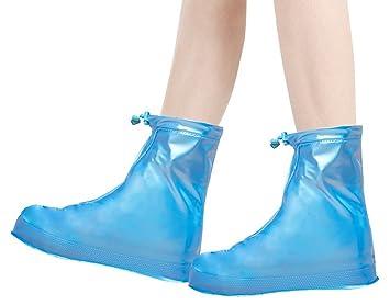 Zapatillas De Portátiles Bolsas Zapatos Lluvia Cubiertas P6p5p