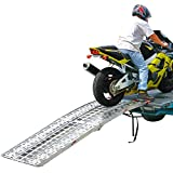 Rage Powersports AF-9034-HD 89' Arched Folding Motorcycle...