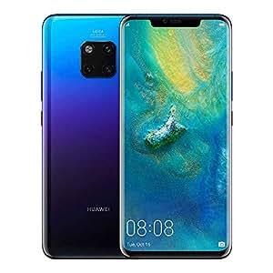 Huawei Mate 20 Pro Dual SIM - 128GB, 6GB RAM, 4G LTE, Twilight