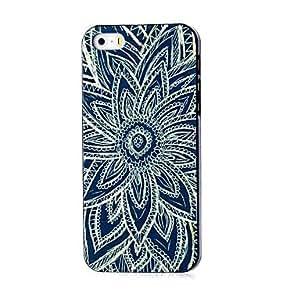 PEACH- Aztec Mandala Pattern Hard Case for iPhone 4/4S