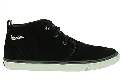 2fb1db1c269e0d ADIDAS Vespa Casual Originals Sneaker Trainer Mens black