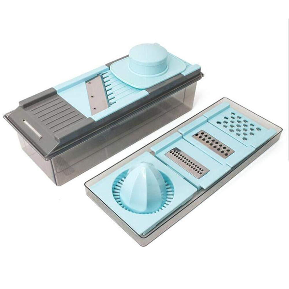 7 in 1 Slicer Multi-function Vegetable Cutter Fast Slicer for Kitchen Use by Bobody