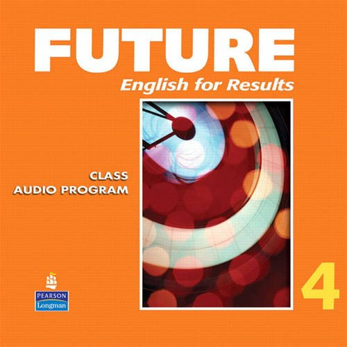 Future 4 Classroom Audio CDs (6) by Brand: Pearson Education ESL