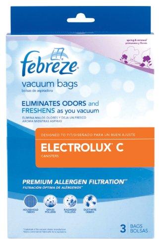 vacuum cleaner bags electrolux c - 8