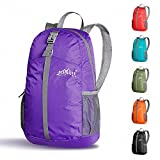 Maoko 20-25L Packable Light Waterproof Mini School Backpack Travel Backpack- Hiking Daypacks/Travel Daypack 14 Colors