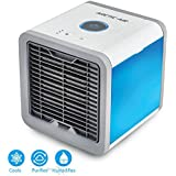 Air Cooler Small Air Conditioning Appliances Mini Arctic Air Cooler Fans Air Cooling Fan Portable Strong Wind Stocked - S