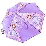 Disney Princess . Princesse Sofia Pour enfants Parapluie avec Transparent Panneaux