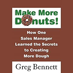 Make More Donuts! Audiobook
